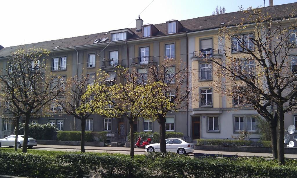 Dachstockausbau und Renovation MFH, Basel