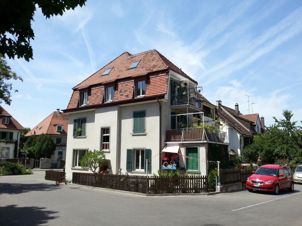 Dachsanierung und Dachstockausbau, Birsfelden